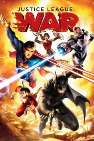 Justice League: War